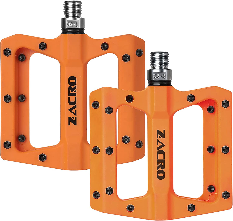 Zacro Mountain Bike Pedal Nylon Very popular BMX 9 List price Raceface Cheste 16