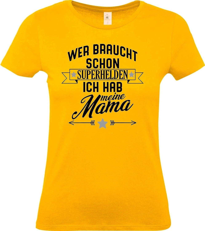 Lady Camiseta, Wer Necesita ya Superhéroes Yo lo Hizo mi Mama ...
