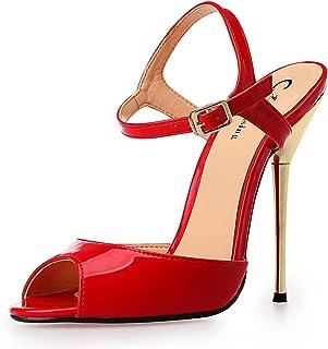 Para De esMeihaoqingchen Sandalias Zapatos Vestir Amazon Mujer DH2eIWY9E