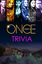 Once Upon a Time Trivia: Trivia Quiz Game Book