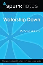 Watership Down (SparkNotes Literature Guide) (SparkNotes Literature Guide Series)