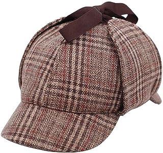 fb4cce1d057 CHILD Sherlock Holmes Hat Deerstalker Hat (Circumference- 21