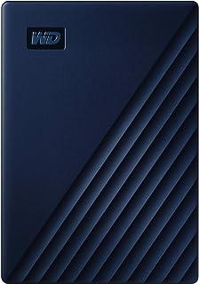 WD 5TB My Passport for Mac Portable External Hard Drive - Blue, USB-C/USB-A - WDBA2F0050BBL-WESN