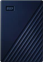 Western Digital 5TB My Passport for Mac Portable External Hard Drive - Blue, USB-C/USB-A - WDBA2F0050BBL-WESN