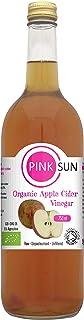 comprar comparacion PINK SUN Vinagre de Sidra de Manzana Crudo Orgánico Con Madre 750ml Botella de Vidrio Sin Filtrar Sin Refinar Sin Pasteuri...