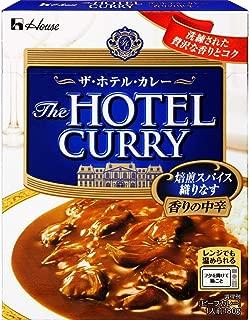 ハウス ザ・ホテル・カレー 香りの中辛 180g ×10個