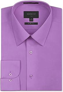 Ward St Men's Slim Fit Dress Shirts