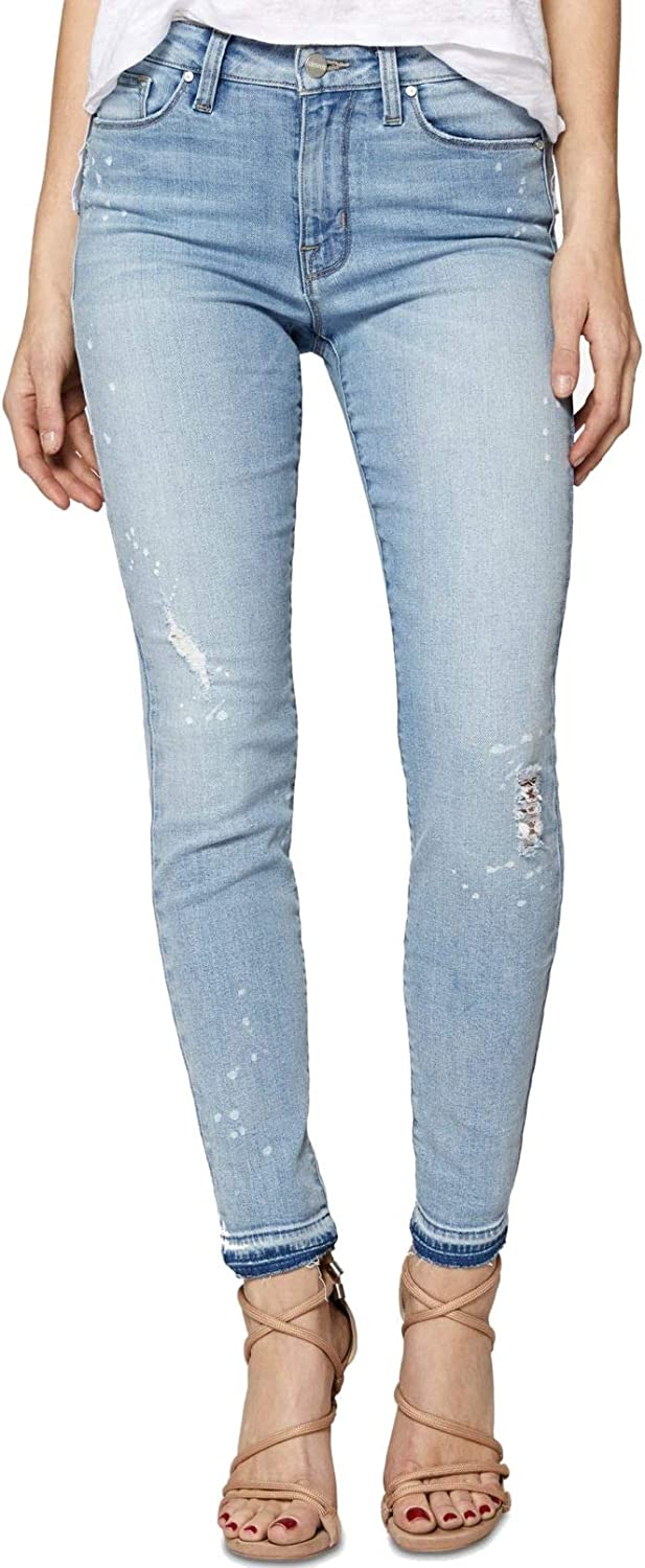 Sanctuary Womens Denim MidRise Skinny Jeans