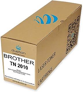 TN2010/TN420, TN-2010 Negro Duston Toner compatible con Brother DCP-7055 DCP-7057E HL-2130 HL-2135W