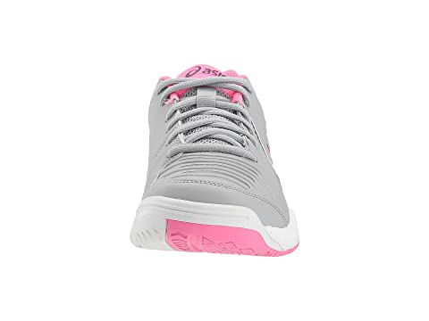 Clearance Outlet ASICS Gel-Game 6 Mid Grey/Hot Pink/White Sale Sneakernews Buy Online Outlet Get To Buy Cheap Online B5enb6ZQ7O