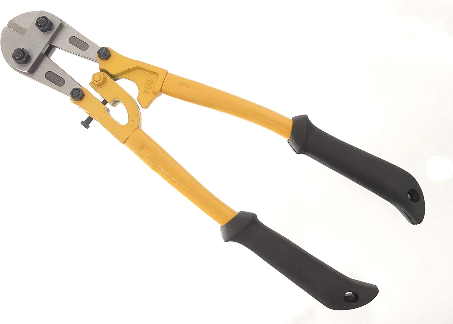 """Tech Tucson Mall 12"""" Max 84% OFF Bolt Cutter Compound Chain Action Cable Wire"""