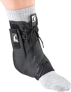 OTC Ankle Stabilizer, Exoskeleton Support, Heel Locking Straps, Large