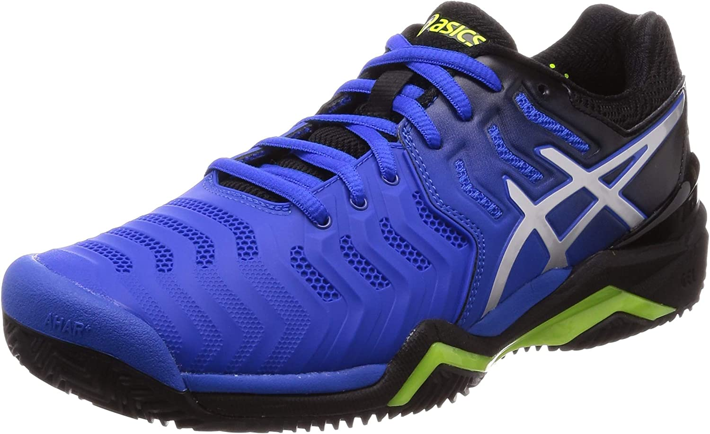 ASICS Men's Gel-Resolution 7 Clay Tennis shoes