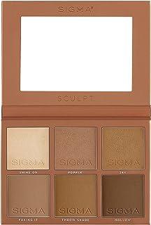 Sigma Beauty Sculpt Highlight and Contour Palette
