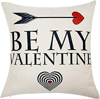 Sometimes it can be hard to find cute farmhouse Valentine's Day decor, but you're in luck. This Valentine's pillow is perfect for any home.