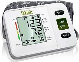 مانیتور آستین بالا - بازو کاملا اتوماتیک فشار خون کیت بزرگ کاف - مانیتور دیجیتال BP برای بزرگسالان، بارداری - کیت فشار خون برای استفاده خانگی - باتری، کیسه ذخیره سازی شامل