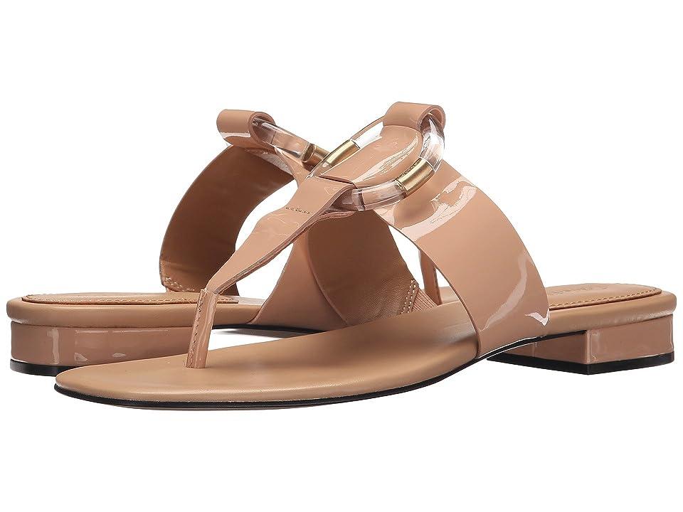 Calvin Klein Aiden (Blush Nude Patent) Women