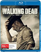 The Walking Dead: The Complete Nineth Season (Blu-ray)