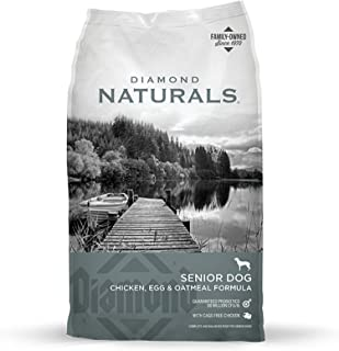 Diamond Naturals Senior Natural Chicken