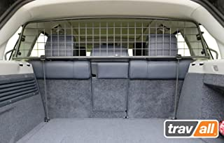 Travall Guard Compatible with Land Rover Range Rover (2012-Current) TDG1413 - Rattle-Free Steel Pet Barrier