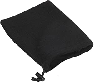 ProActive Sports Fleece Drawstring Valuables Caddy Pouch