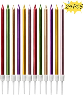 Best birthday candle holders for cake Reviews