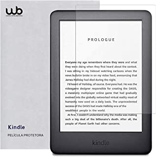 Película Novo Kindle 10a Geração WB Fosca Anti-Risco Anti-Poeira Anti-Uv