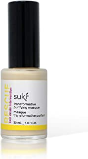 Suki Skincare Transformative Purifying Masque - With Kaolin & Salicylic Acid - Targets The Underlying Causes Of Chronically Problematic Skin - 30 ml