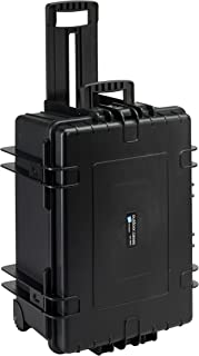 B&W International 6800/B 6800 Outdoor Case Empty Durable Type, Black