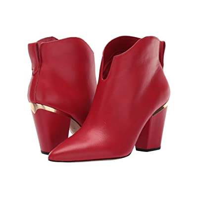 1.STATE Corben (Fire Acqua Leather) Women