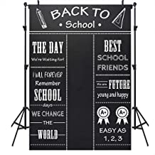 first day of school backdrop