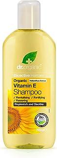 dr.Organic Vitamin E Shampoo, 265 ml