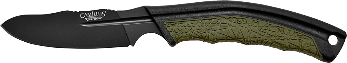 Camillus BT-8.5 Fixed Blade Knife with Nylon Sheath