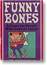 Parker Brothers Funny Bones (A Game for People Who Love to Laugh) [Toy]