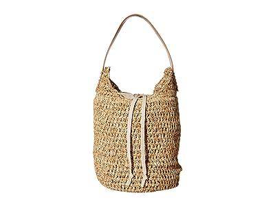 Lucky Brand Ney Shoulder (Light Natural/Natural) Handbags