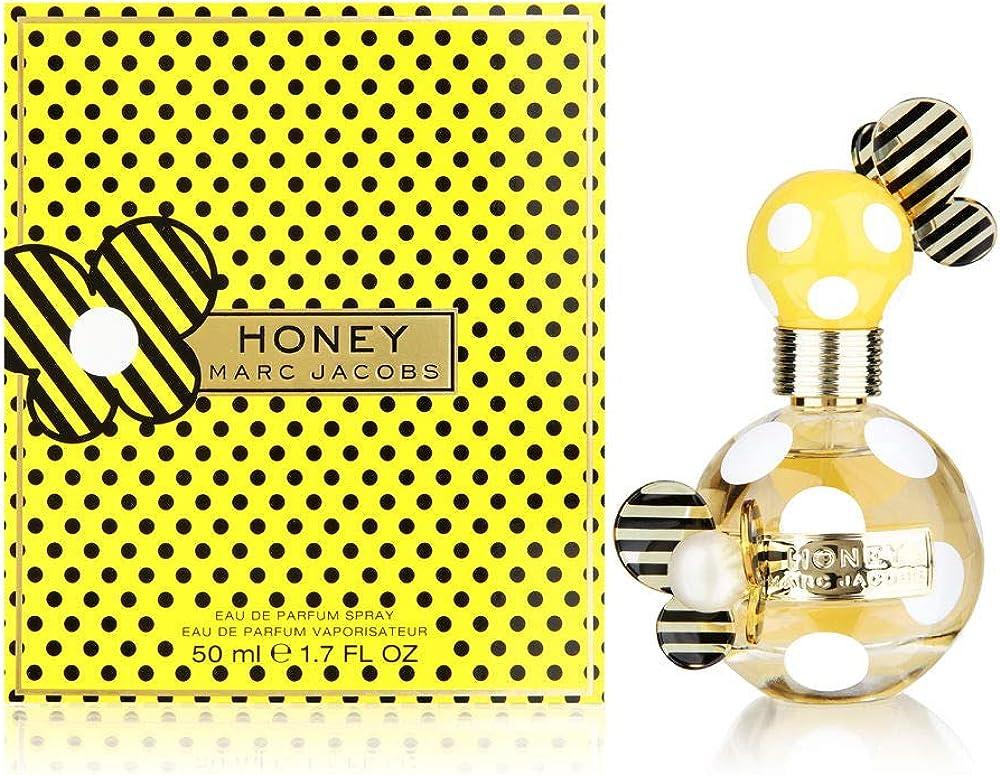 Marc jacobs honey, eau de parfum,profumo per donna ,50ml 54231