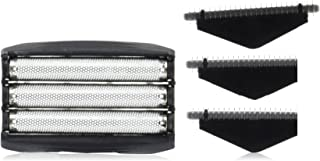 Remington SP390 Replacement Screen and Blades for Series 5 and 7 Foil Shavers, Silver