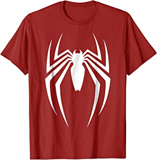 big and tall spiderman t shirt