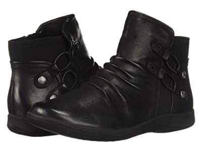 Rockport Daisey Bungie Boot (Black) Women