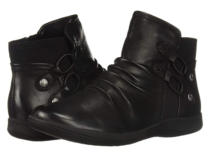 Rockport Daisey Bungie Boot (Black) Women's Boots