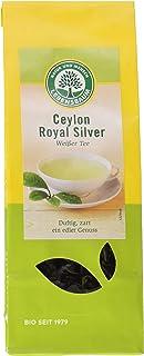 Lebensbaum Grüntee Lose - Ceylon Royal Silver - Weißer Tee, 40 g