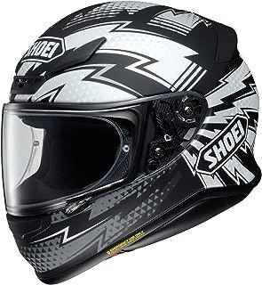 Shoei RF-1200 Helmet - Variable (Large) (Black/White)