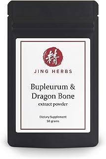 Jing Herbs Bupleurum & Dragon Bone Extract Powder 50 Grams