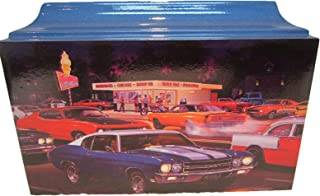 201 Classic Muscle Car Theme Adult Cremation Urn