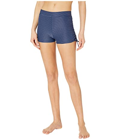Carve Designs Barbados Swim Shorts (Navy Bayside) Women