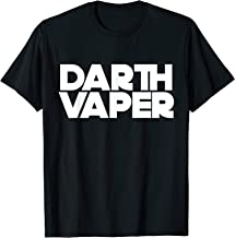 Darth Vaper Vape Life Vaping Nerd Geek Funny Joke T-Shirt