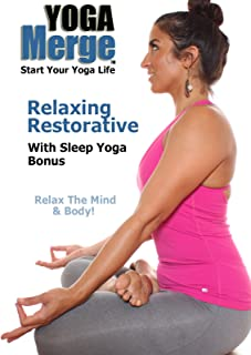 Relaxing Restorative Yoga Class with Sleep Yoga Bonus