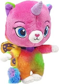 Rainbow Butterfly Unicorn Kitty - Kitty Felicity Exclusive Plush 8 inch