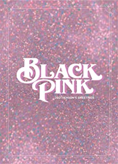 Blackpink - 2021 Season's Greetings incl. Special DVD, Desk Calendar, Standing Calendar, Mini Calendar, Scheduler, Mini Br...