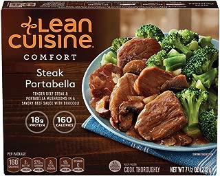 Nestle Stouffers Lean Cuisine Cafe Classics Steak Tips Portabello - Entree, 7.5 Ounce -- 12 per case.